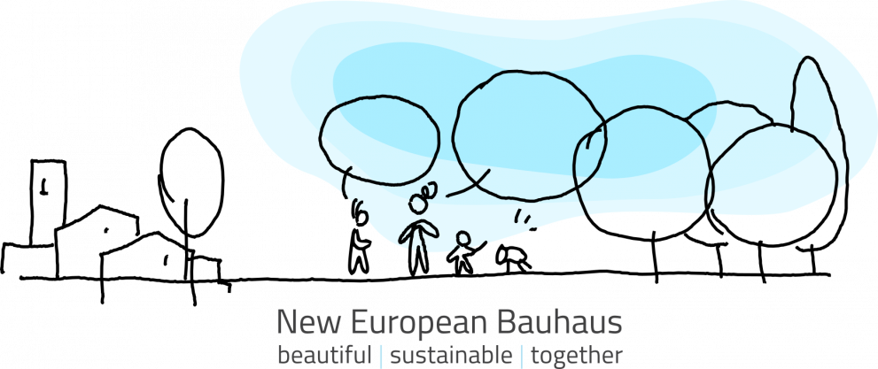 The New European Bauhaus
